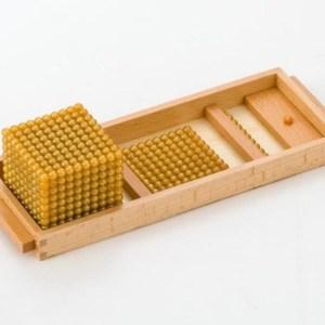 Introduction aux décimales - Montessori
