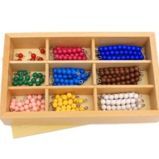 Checkerboard Beads Multicolores