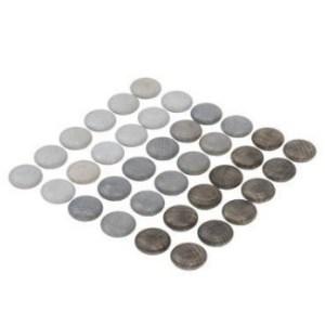 Grapat Grey Stone - Mandala