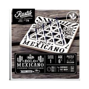 Jeux de société Solo Mexicano