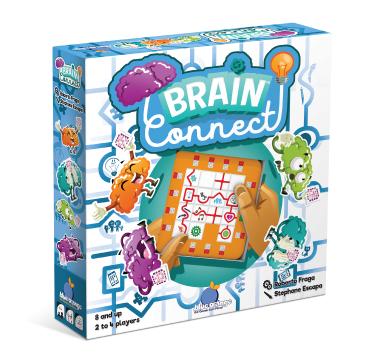 Jeu Brain Connect