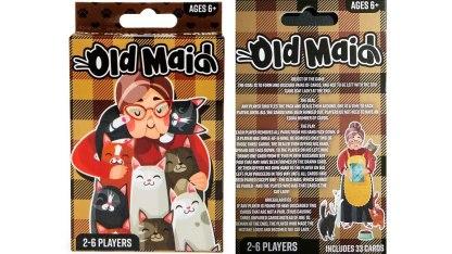 Jeu de cartes Old Maid