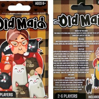Jeu de cartes Old Maid