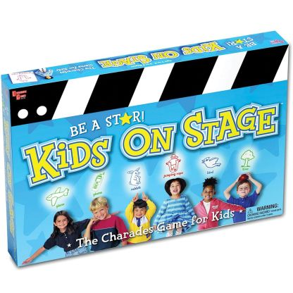 Kids on Stage™ - The Charades Game for Kids