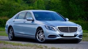 luxury car is ok simple money man