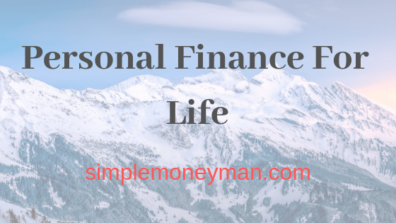 Personal Finance For Life simple money man