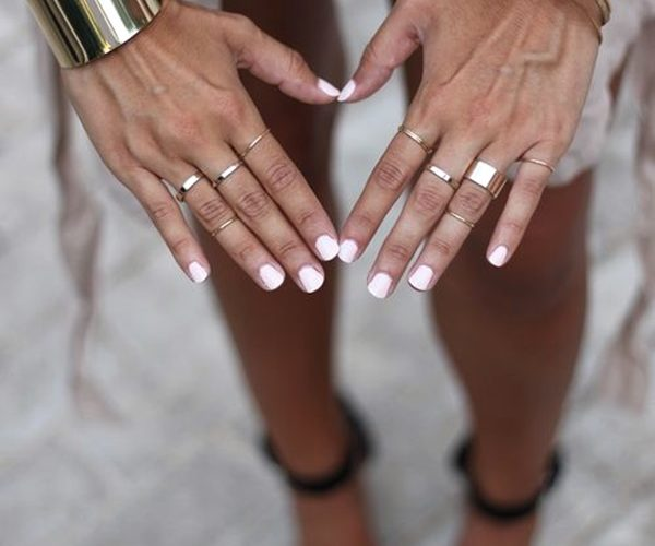 Exceptional Easy Nail Art For Short Nails 18 About Inspiration Article