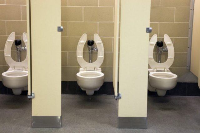Image result for public toilet