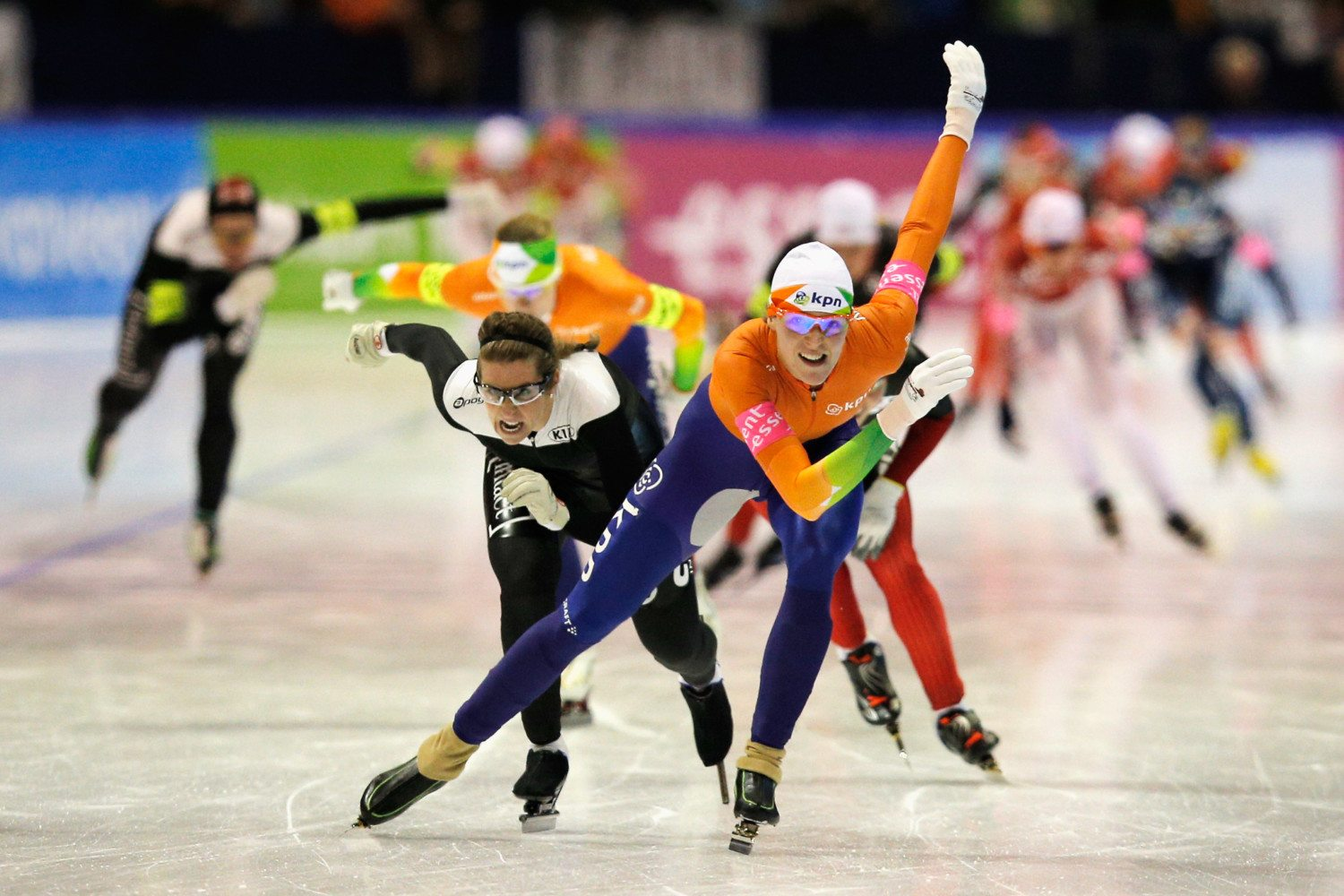 Winter Olympics These New Events Will Debut