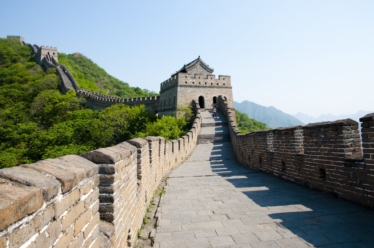 Great Wall Of China Is Now On Airbnb