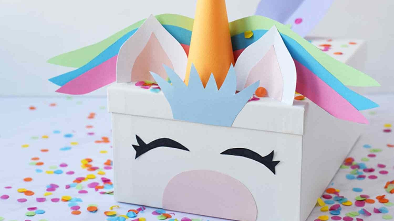 Unicorn Valentines Day Boxes Are Easy To Make Simplemost