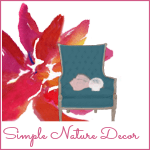 Simple Nature Decor