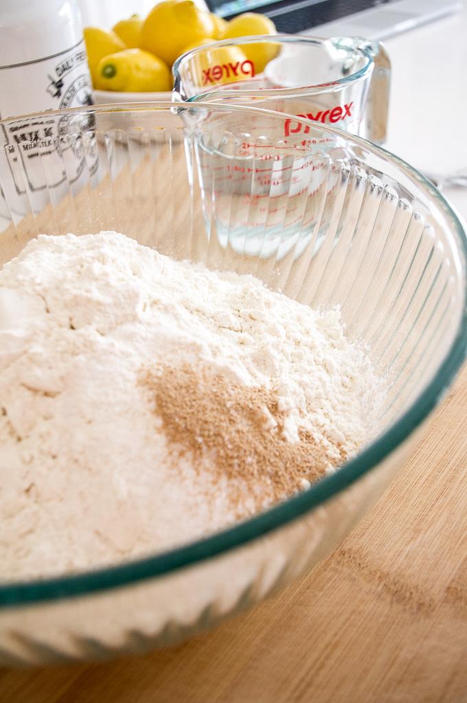 artisan bread ingredients