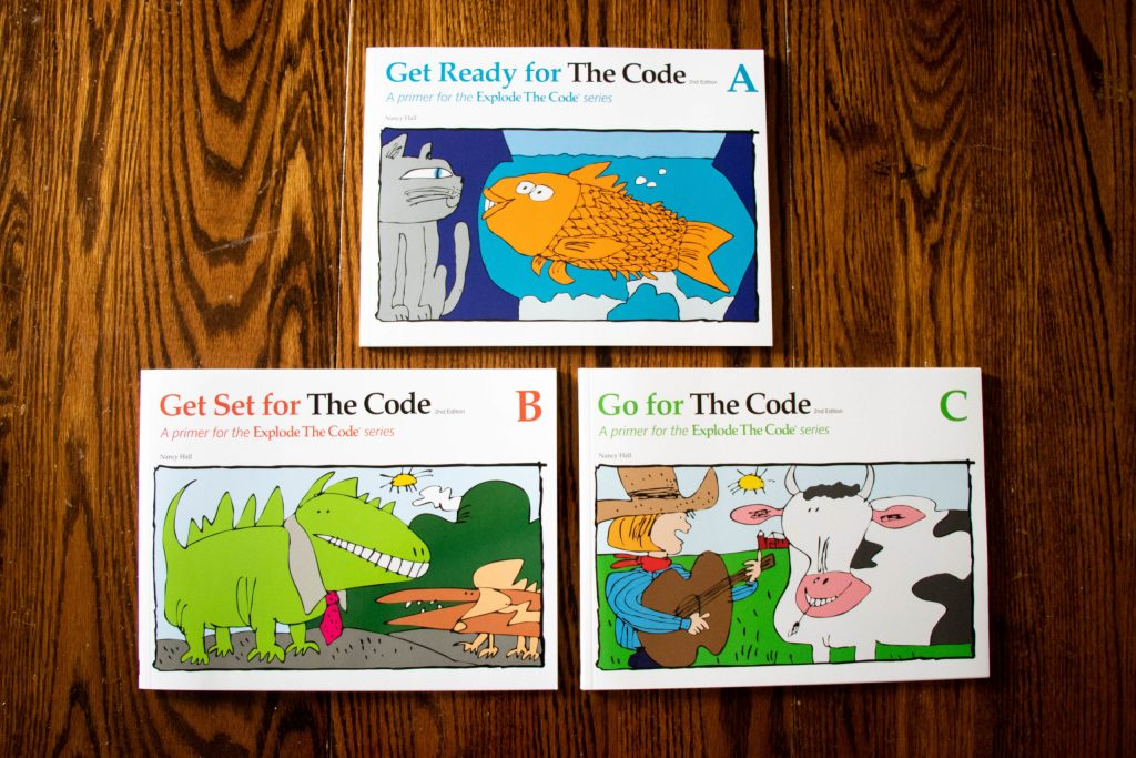 Get Ready for The Code First Grade Curriculum Choices