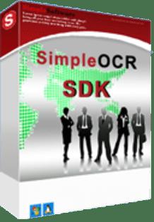 SimpleOCR SDK