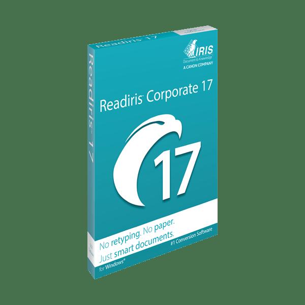 IRIS ReadIRIS 17 Corp