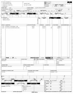 CMS-1450/UB04 Uniform Bill