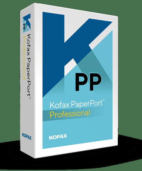 Kofax PaperPort Professional