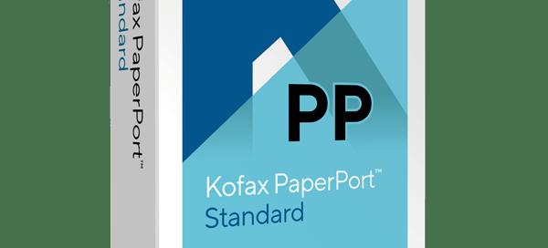 Kofax PaperPort Standard