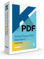 Kofax PowerPDF Mac