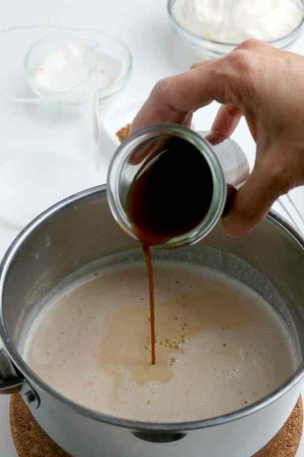 Simple Pumpkin Spice Latte