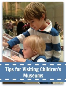 Tips for Museum Trips With Small Kids