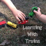 Math Activities with Trains