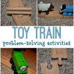 Problem Solving with Toy Trains