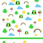 St. Patrick's Day Printable –  I Spy Game
