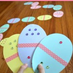 Easter Game: Easter Egg Dominoes