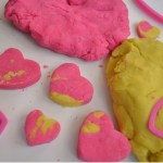 Pink Lemonade Play Dough
