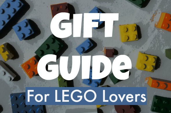 Gift ideas for LEGO - crazy kids!