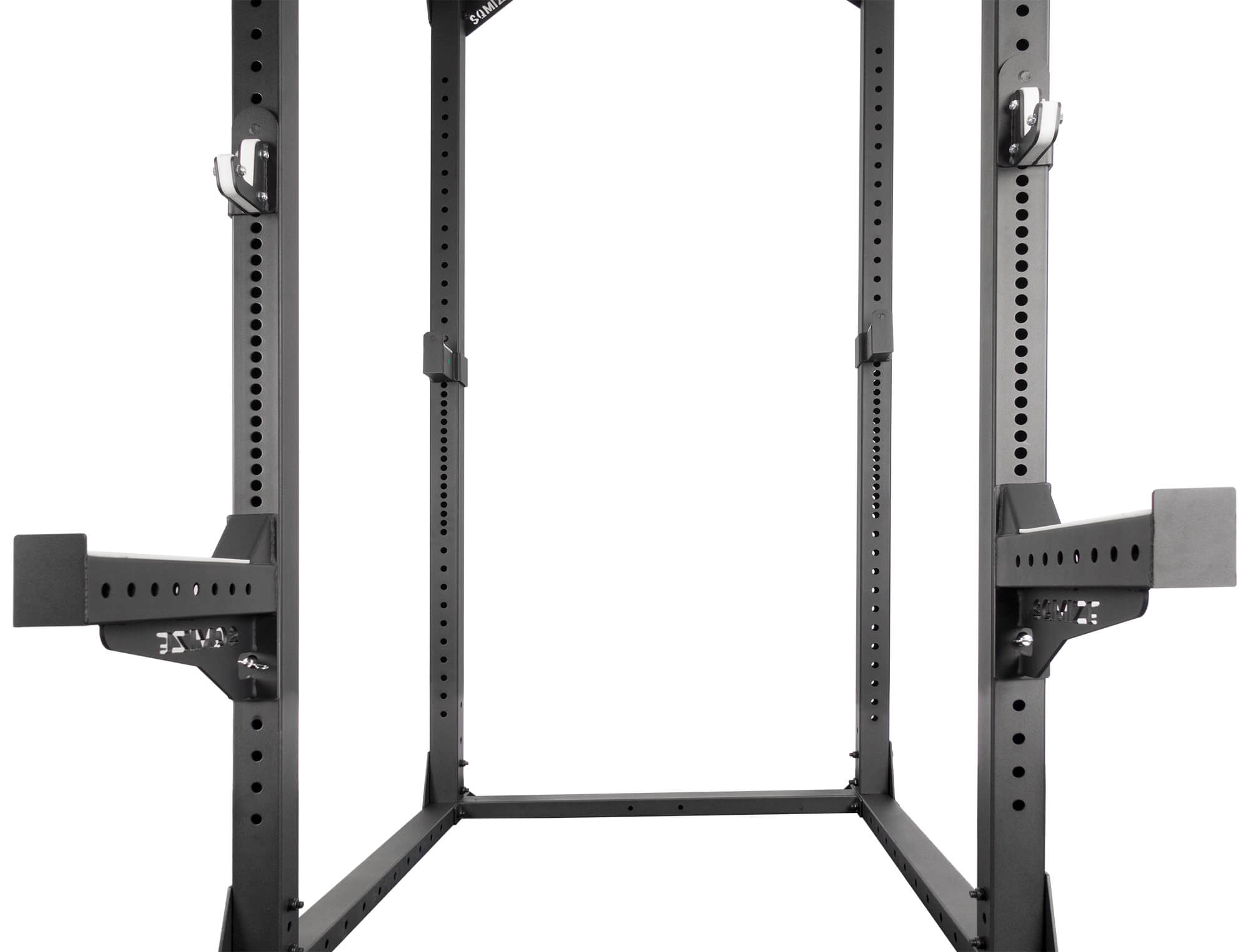power rack spotter arms sqmize sq480sa