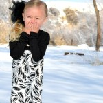Gracie's Must Have WINTER Maxi Dress