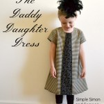 $5 Friday: The Daddy Daughter Dress OR The Stolen Tie Tutorial