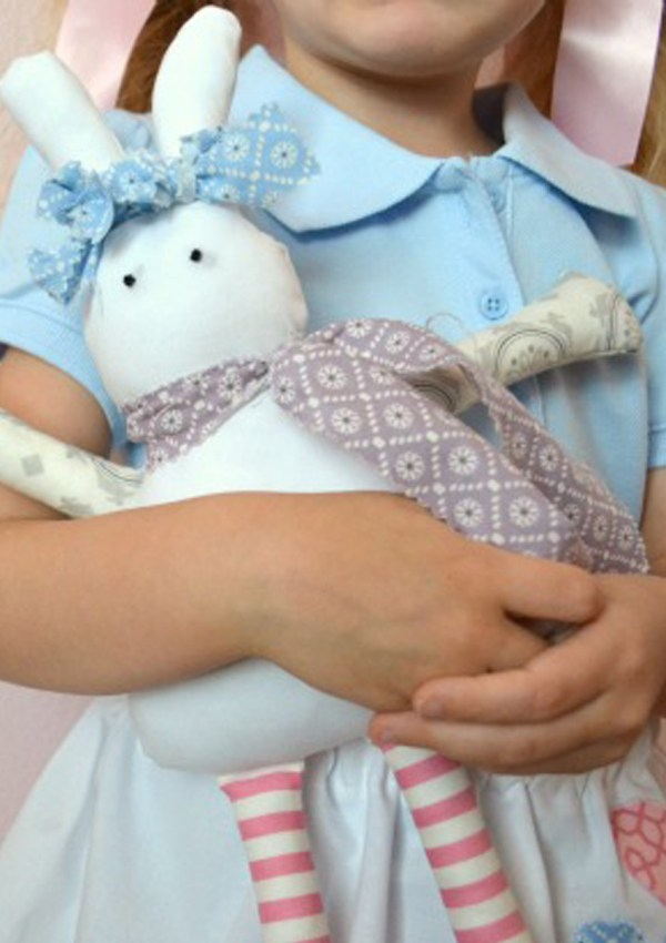 The Love Bunny: Pattern and Instructions