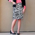 How to Draft a Pencil Skirt