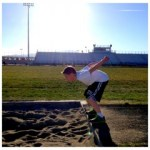 The Art of Homemaking:  The Long Jump