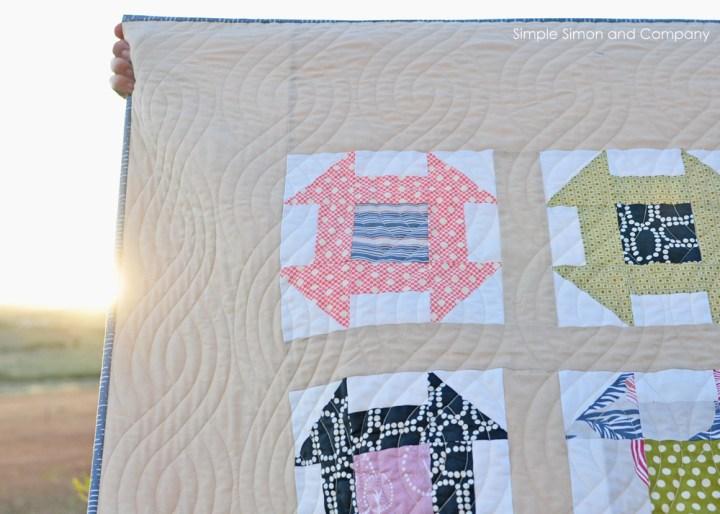 churndash quilt details