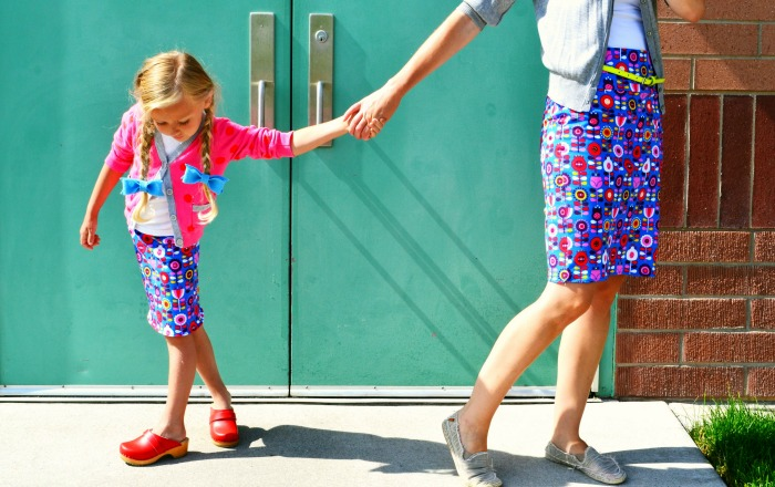 Mom and Me Straight Skirts 700pixels