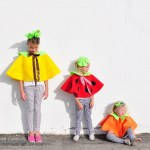 Fruit Costumes Tutorial