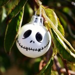 Jack Skellington Ornament Tutorial