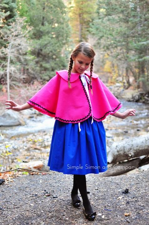 anna costume frozen halloween