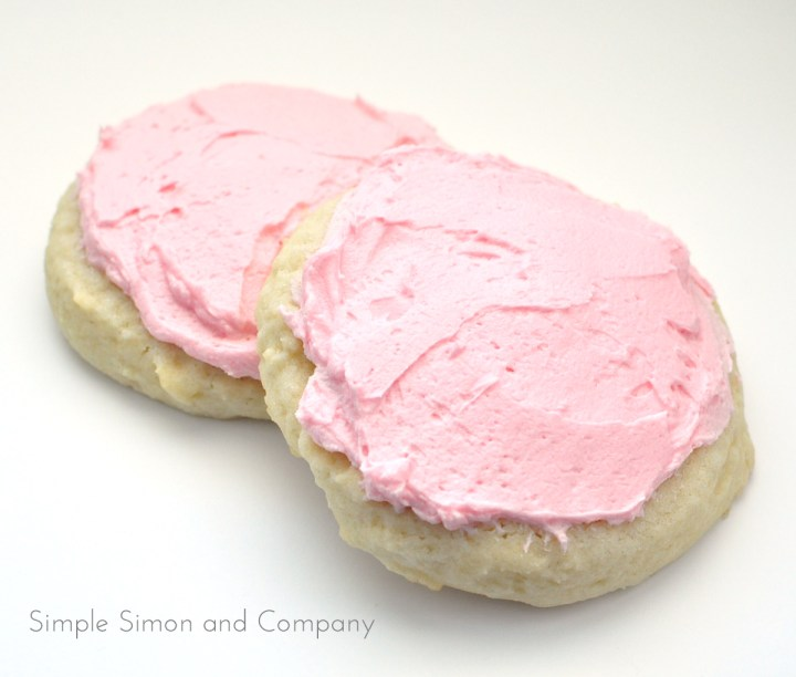 end sugar cookie photo