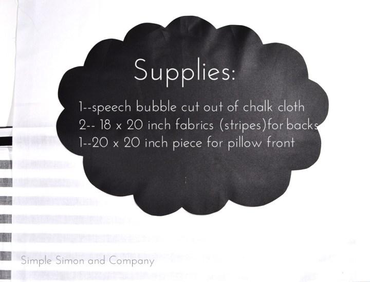 hellow pillow supplies