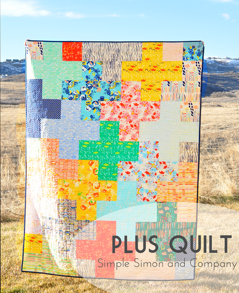 Plus Quilt Simple Simon And Company