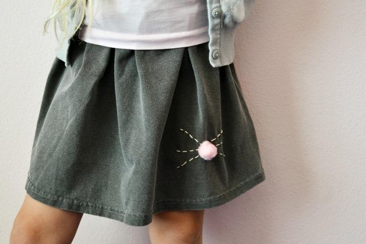 Bunny Nose Skirt
