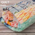 Make a Baby Quilt from Scraps!