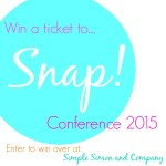 SNAP Sewing Room Giveaway!