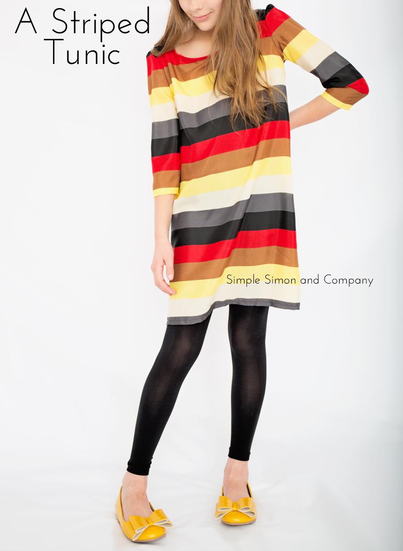 striped tunic title photo